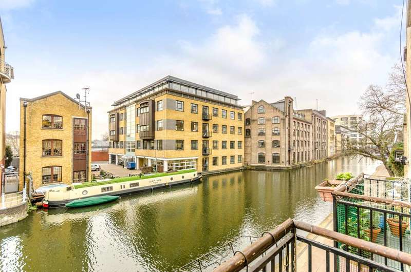 3 Bedrooms Maisonette Flat for sale in Thornhill Bridge Wharf, Islington, N1