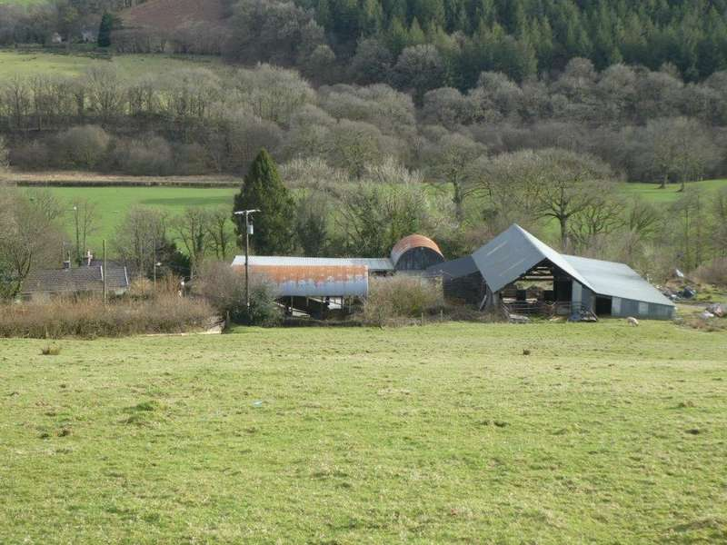 3 Bedrooms Farm Commercial for sale in Glancothi, Abergorlech, Carmarthen