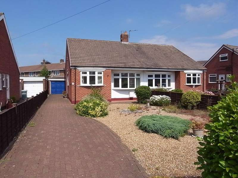 2 Bedrooms Bungalow for sale in Ancroft Gardens, Norton, Stockton On Tees, TS20