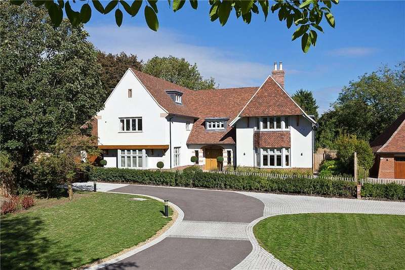 6 Bedrooms Detached House for sale in Rose Lane, Great Chesterford, Saffron Walden, Essex/Cambs Border, CB10