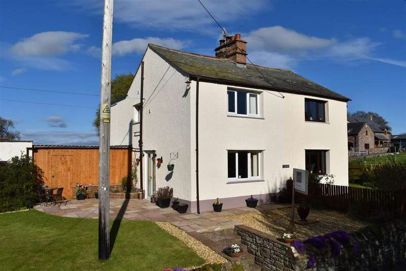 2 Bedrooms Semi Detached House for sale in Skelton, Penrith