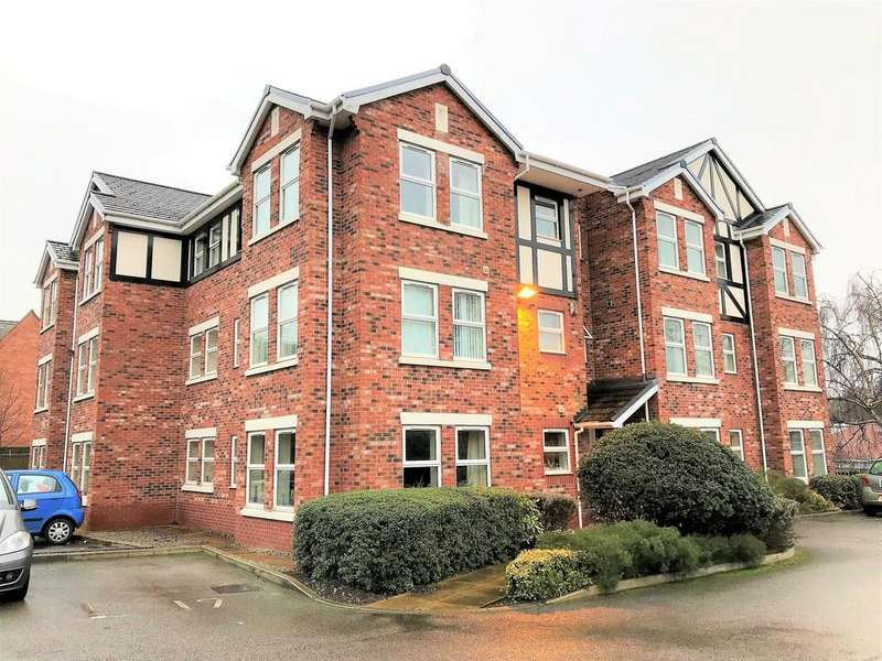 2 Bedrooms Apartment Flat for sale in Sandiford Square, Venables Road