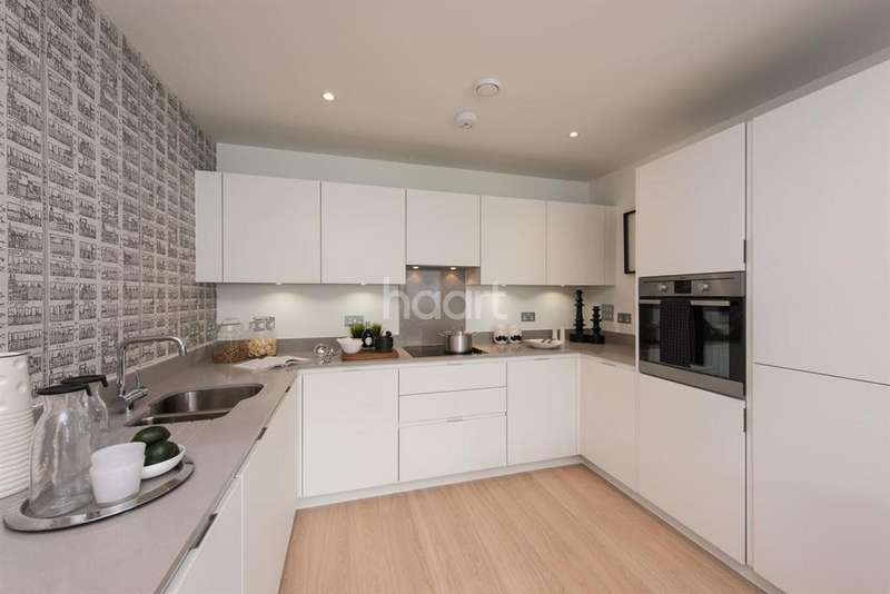 2 Bedrooms Flat for sale in Apartment B - Croydon