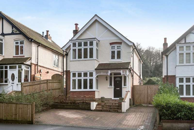 3 Bedrooms Detached House for sale in Highgate Lane, Farnborough , Hampshire, GU14