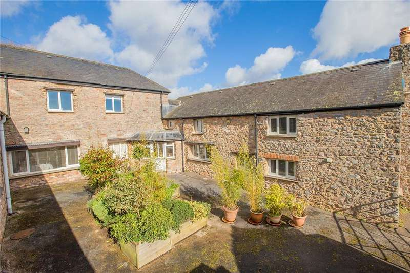 4 Bedrooms Barn Conversion Character Property for sale in Coombe Fishacre, Newton Abbot, Devon, TQ12