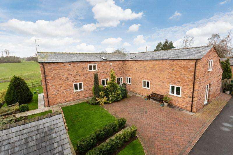 4 Bedrooms Detached House for sale in The Park House, Marbury, Whitchurch