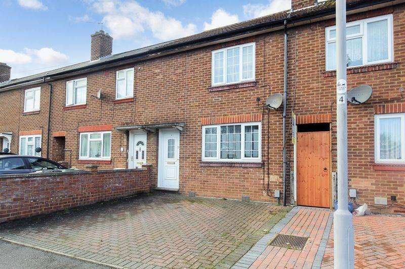 2 Bedrooms Terraced House for sale in Solway Road South, Luton