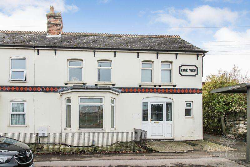 3 Bedrooms End Of Terrace House for sale in Chapel Street, Thatcham