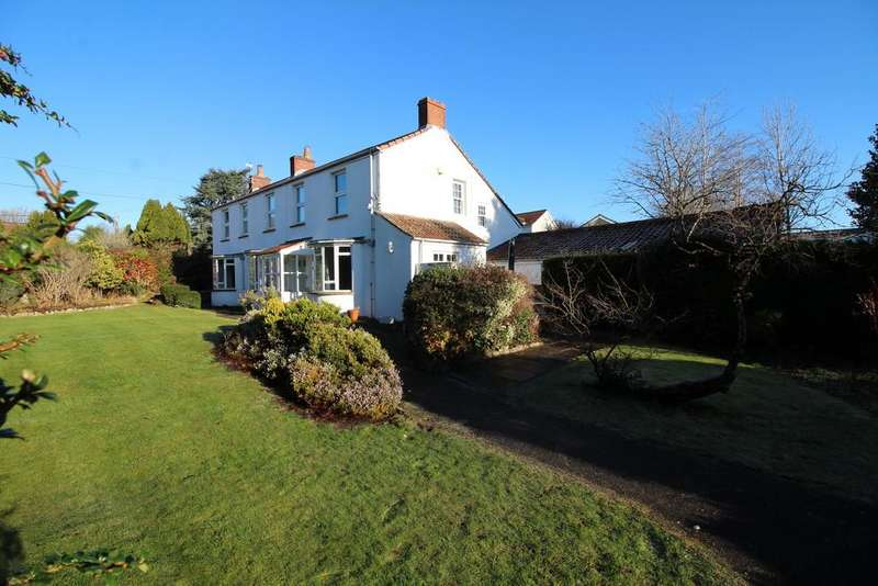 4 Bedrooms Detached House for sale in Bristol Road, Chew Stoke