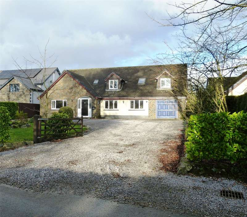 5 Bedrooms Detached House for sale in Hafan Clyd, Llanteg, Narberth, Pembrokeshire