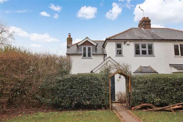 3 Bedrooms House for sale in Nomansland, Wheathampstead, Wheathampstead