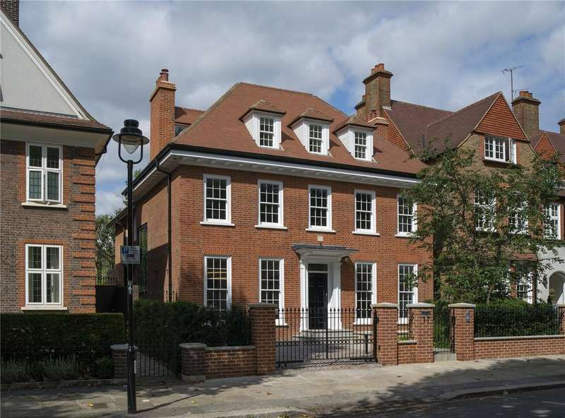 5 Bedrooms House for rent in Wadham Gardens, Primrose Hill NW3