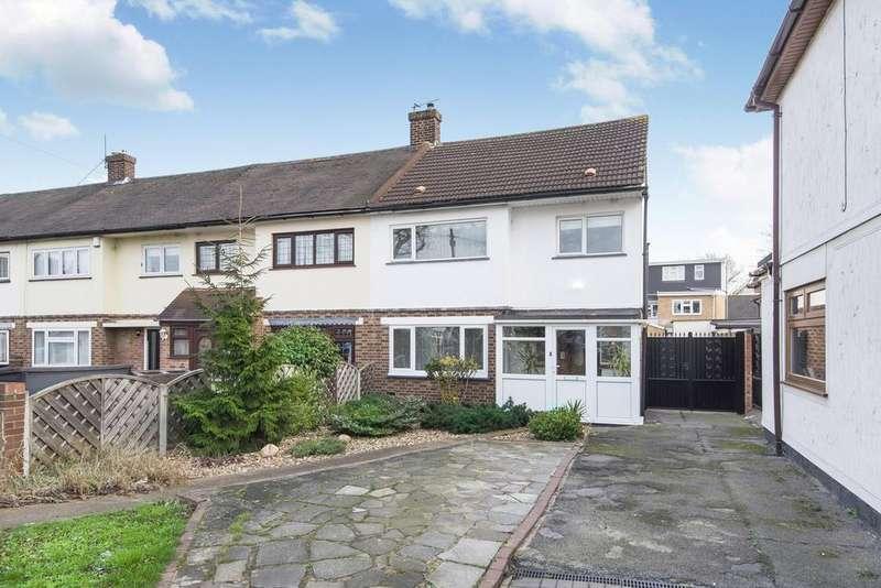 3 Bedrooms Terraced House for sale in Trafalgar Road, Rainham, Essex, RM13