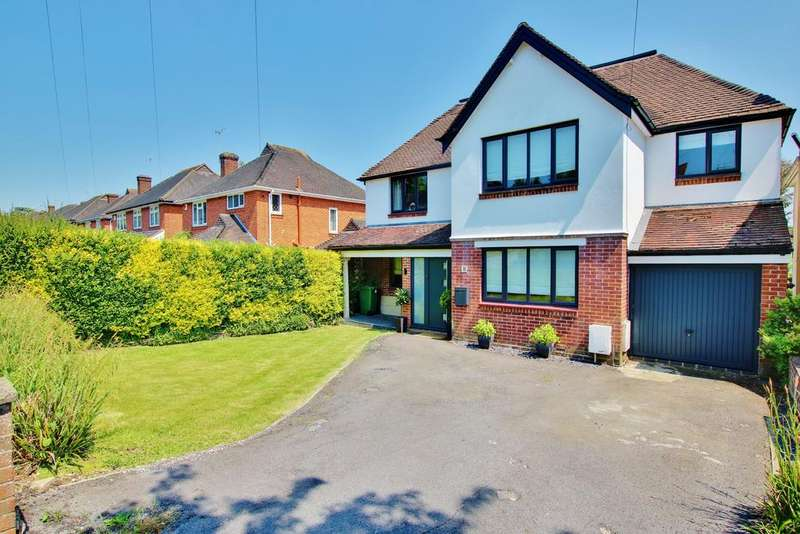 5 Bedrooms Detached House for sale in Bassett, Southampton
