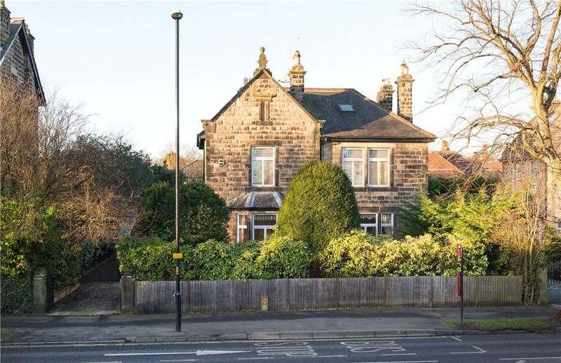 4 Bedrooms Detached House for sale in Leeds Road, Harrogate, North Yorkshire, HG2