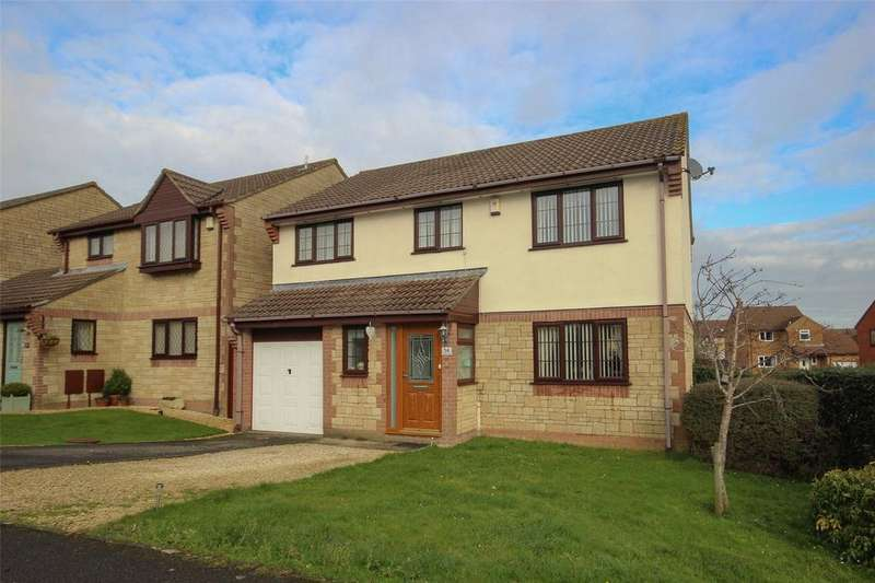 5 Bedrooms Detached House for sale in Huckley Way, Bradley Stoke, Bristol, BS32