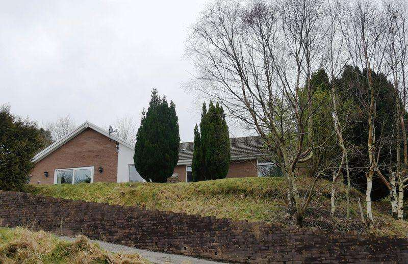 3 Bedrooms Detached Bungalow for sale in 'Willowbank' Hillview, Tredegar, Gwent, NP22 4LL