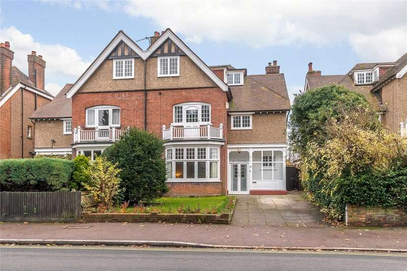 5 Bedrooms Semi Detached House for sale in Clarence Road, St. Albans, Hertfordshire