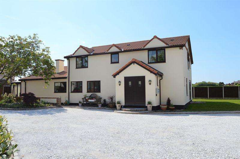 5 Bedrooms Detached House for sale in Thorncroft Drive, Barnston