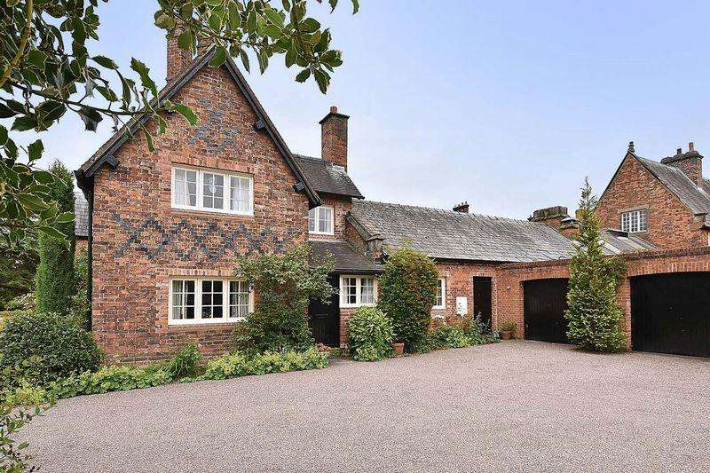 3 Bedrooms Cottage House for sale in Arley Hall Estate, Arley