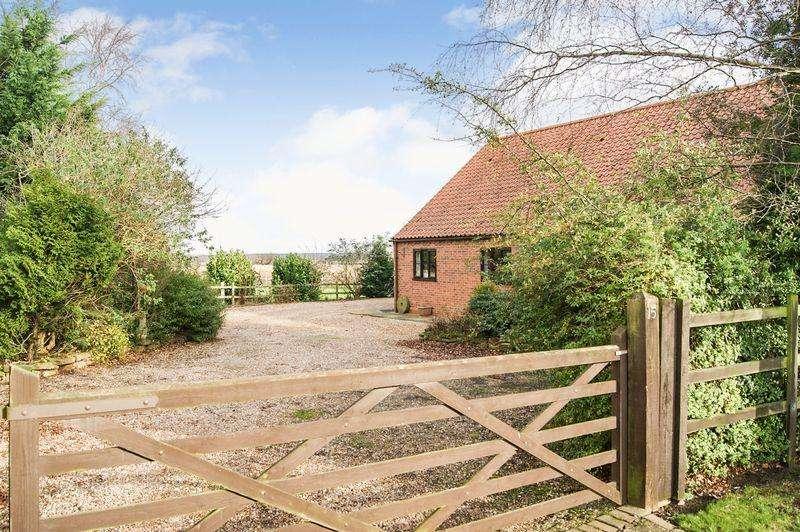 4 Bedrooms Detached House for sale in Parklands Close, Coddington