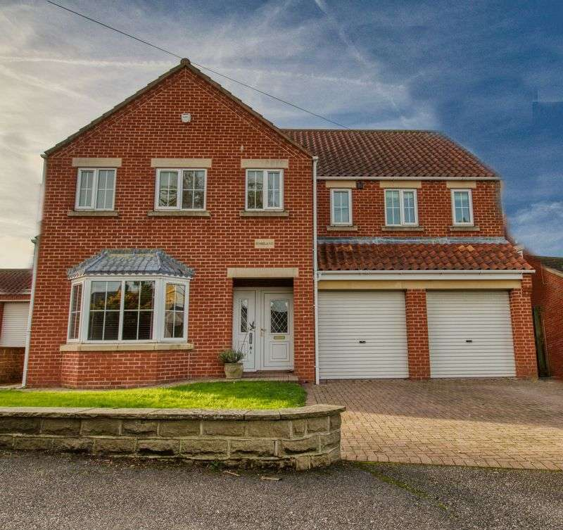 5 Bedrooms Property for sale in Mansfield Road, Chesterfield