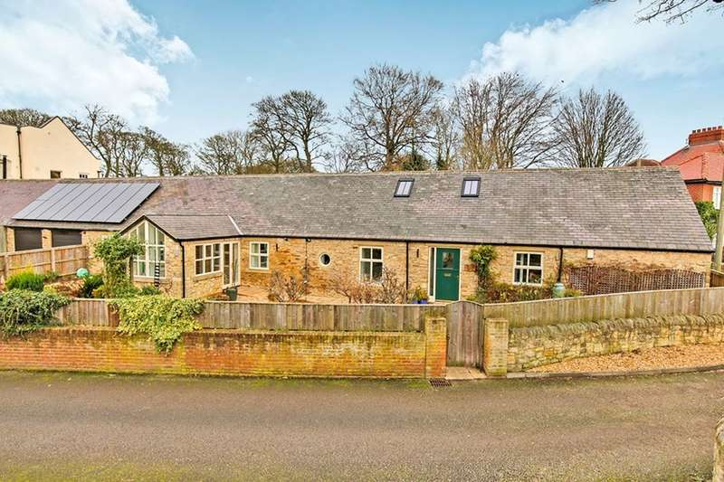 4 Bedrooms Semi Detached Bungalow for sale in Hallgarth Manor Farm, High Pittington, Durham, DH6