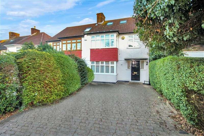 4 Bedrooms House for sale in Monks Avenue, New Barnet, Hertfordshire