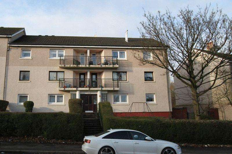 2 Bedrooms Apartment Flat for sale in Kinfauns Drive, Glasgow