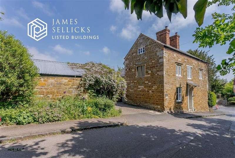 5 Bedrooms Detached House for sale in Back Lane, East Farndon, Market Harborough