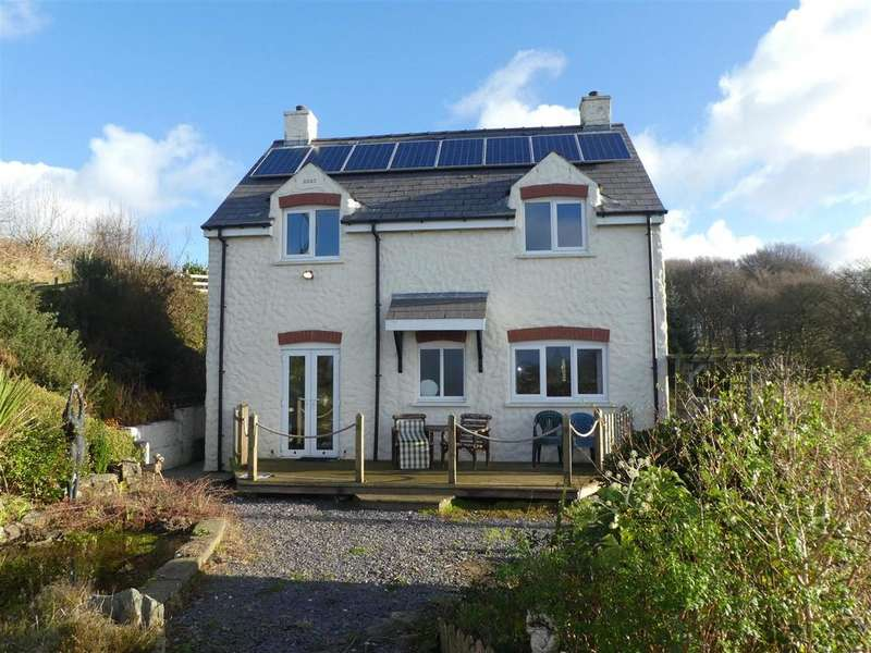 4 Bedrooms Smallholding Commercial for sale in Moylegrove, Cardigan