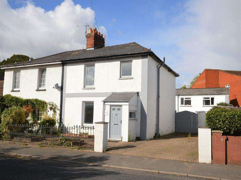 5 Bedrooms Semi Detached House for sale in Hereford Road, Abergavenny