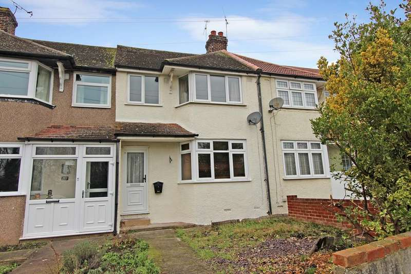 3 Bedrooms Terraced House for sale in Stanhope Road, Swanscombe, Kent, DA10