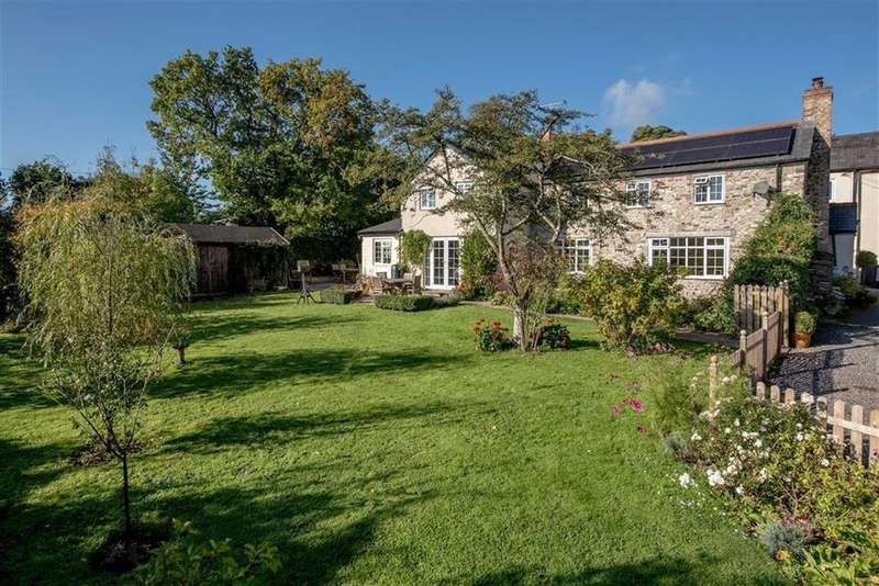 5 Bedrooms Detached House for sale in Blackwater, Buckland St Mary, Chard, Somerset, TA20
