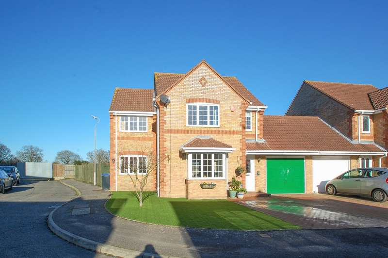 4 Bedrooms Detached House for sale in Martindale, Iver, SL0