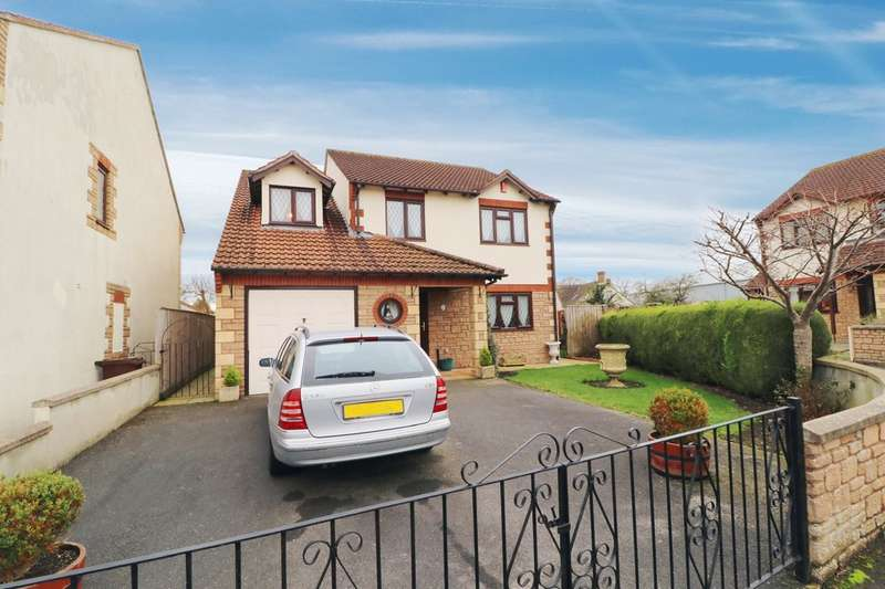 4 Bedrooms Detached House for sale in Hempitts Road, Walton