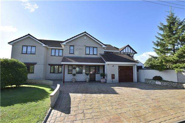 6 Bedrooms Detached House for sale in Windways, Court Farm Road, Longwell Green, BS30 9AE