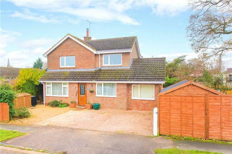 3 Bedrooms Detached House for sale in Sandholme, Steeple Claydon, Buckinghamshire