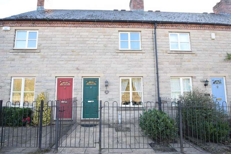 2 Bedrooms Terraced House for sale in Spring Close, Wirksworth