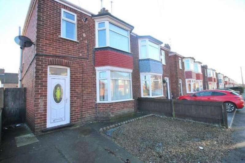 3 Bedrooms Semi Detached House for sale in Boulby Road