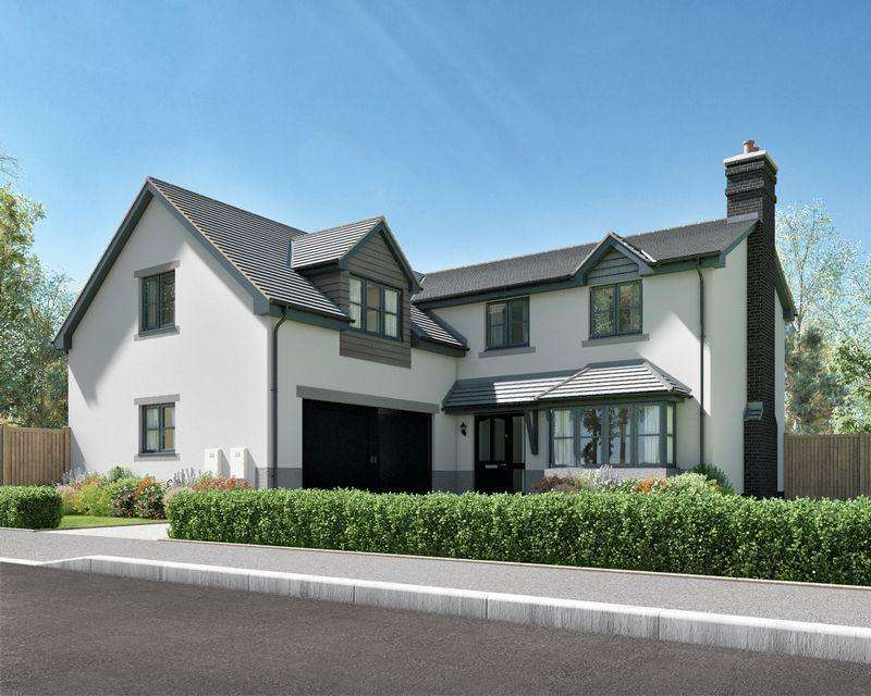 5 Bedrooms Detached House for sale in The Walnut, Oakwood Development, Conwy