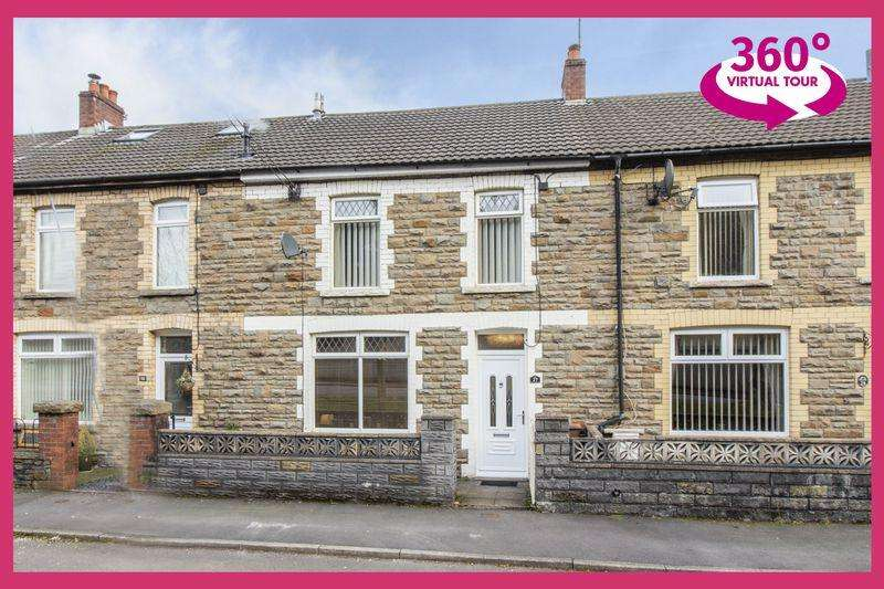 3 Bedrooms Terraced House for sale in Tredegar Terrace, Newport - REF#00006043 - View 360 Tour At: http://bit.ly/2G3ABCg