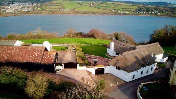 7 Bedrooms Detached House for sale in Shaldon Road, Teignharvey, Shaldon, Devon