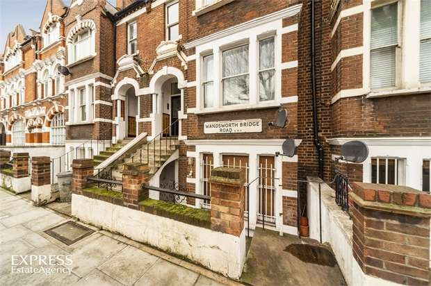 2 Bedrooms Flat for sale in Wandsworth Bridge Road, London