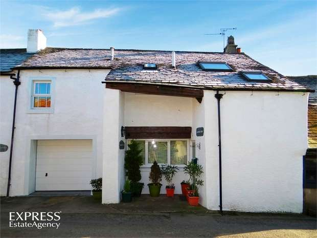 3 Bedrooms Barn Conversion Character Property for sale in Pardshaw, Pardshaw, Cockermouth, Cumbria