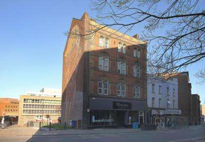 2 Bedrooms Flat for sale in The Steelhouse, 11 Castle Street, Sheffield, South Yorkshire