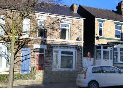 4 Bedrooms Semi Detached House for sale in Seabrook Road, Sheffield, South Yorkshire