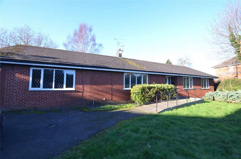 5 Bedrooms Detached Bungalow for sale in Wigan Lower Road, Standish Lower Ground, Wigan, Greater Manchester, WN6