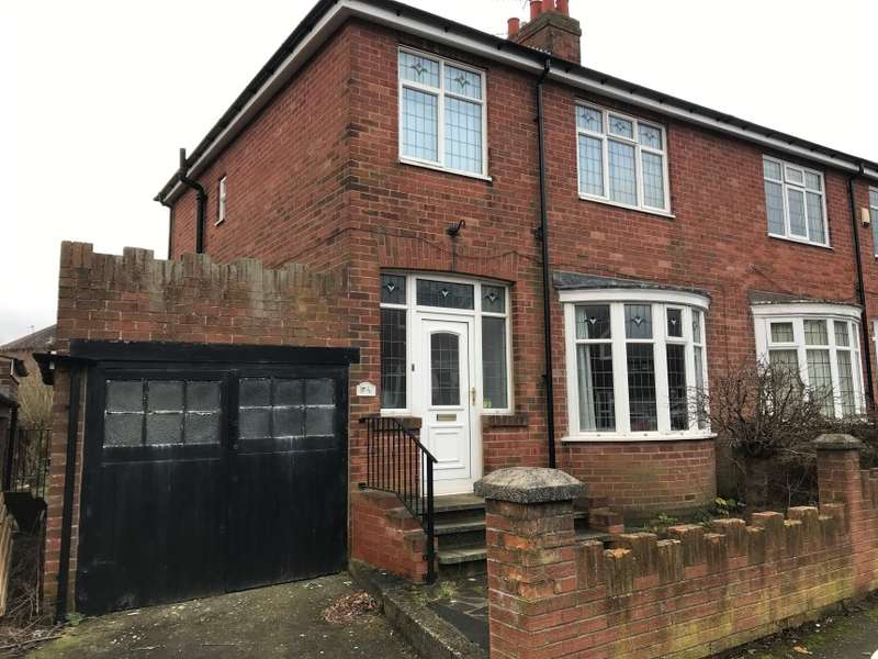 3 Bedrooms Semi Detached House for sale in 26 Diamond Street, Shildon, County Durham