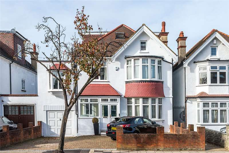 7 Bedrooms Semi Detached House for sale in Abbotswood Road, London, SW16